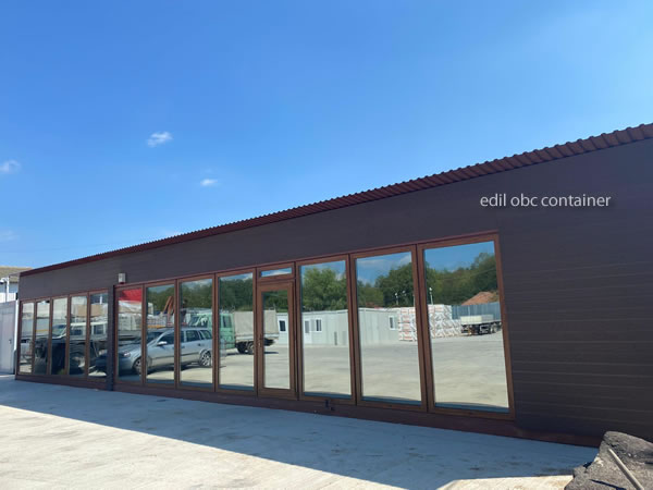 biroul edil container