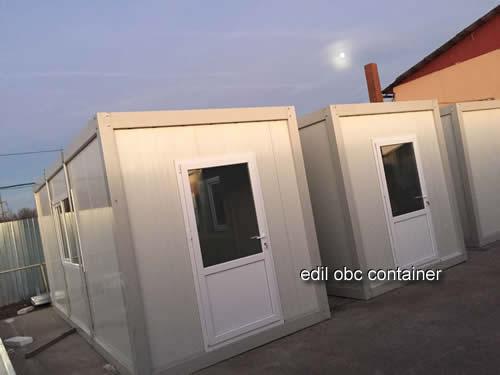 cabine paza modulare