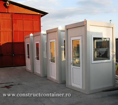 cabine paza portar