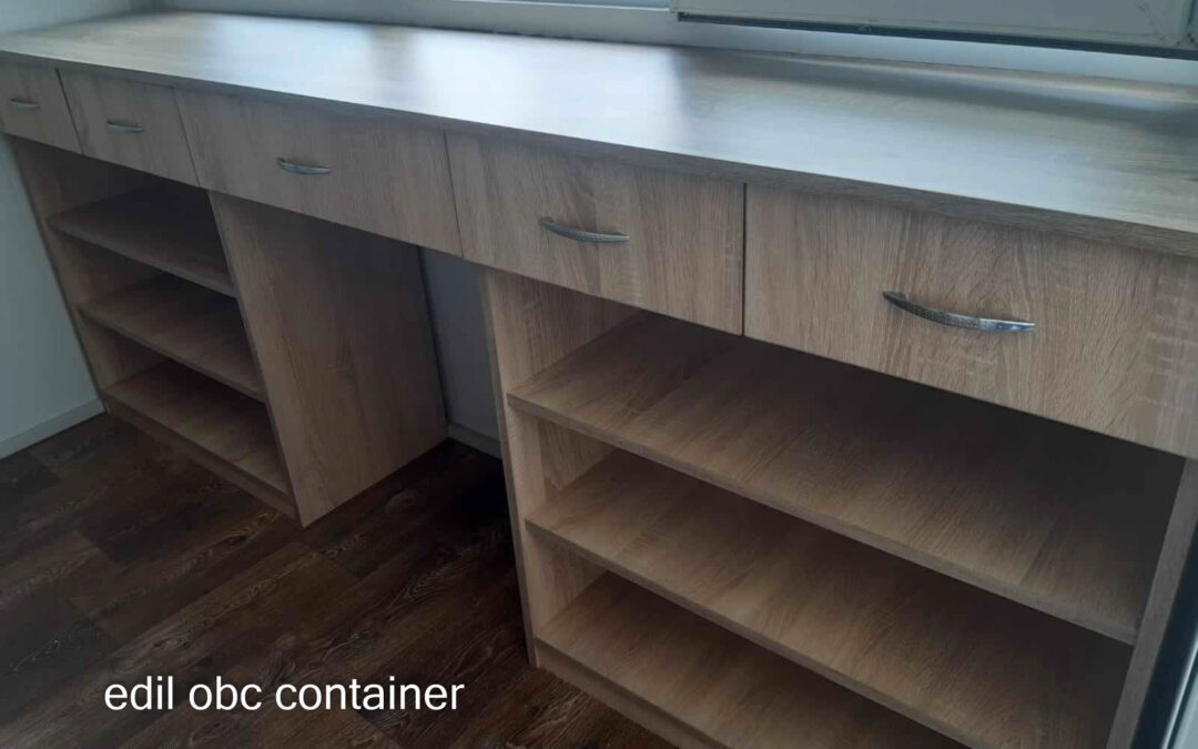 Container modular arhivă documente