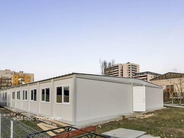 scoala din containere modulare termopan