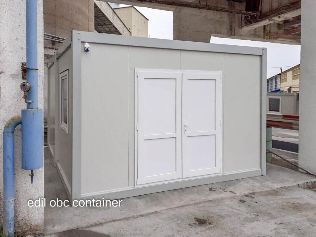 container usa dubla