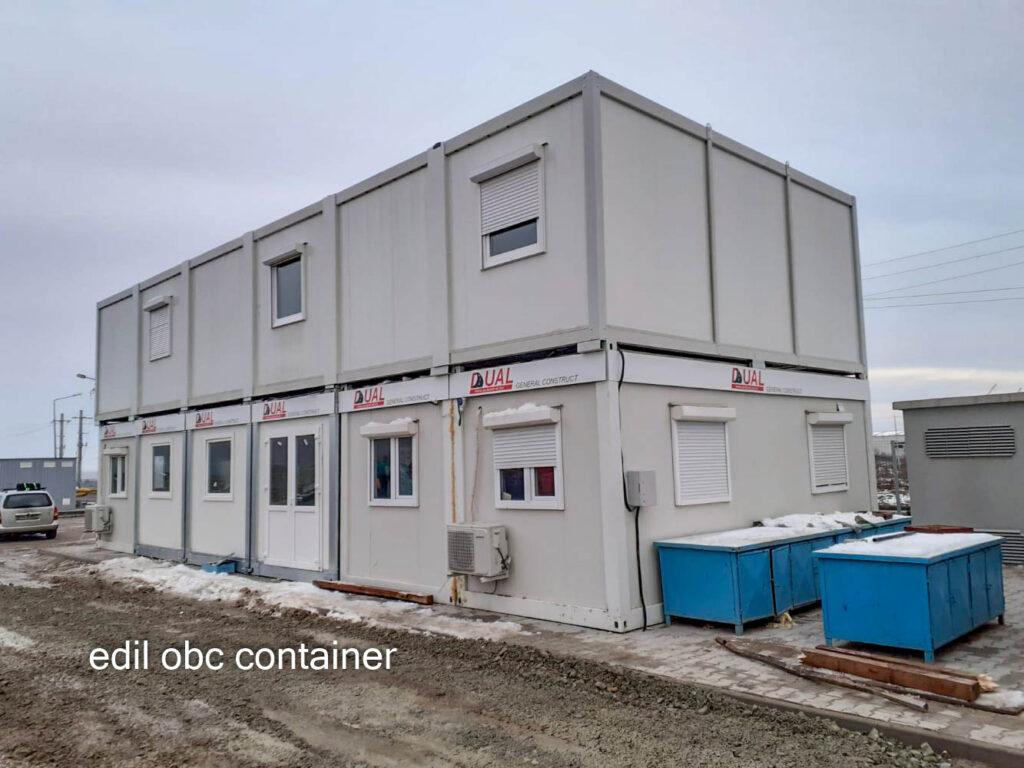 containere birou etaj santier