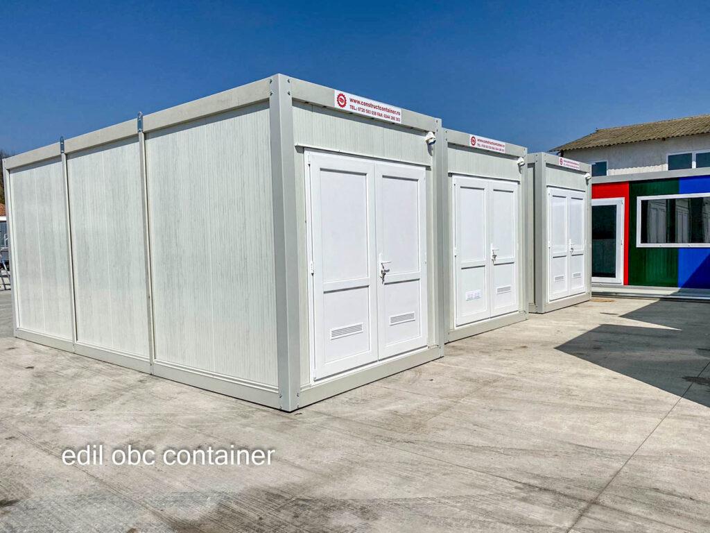 containere depozitare arhive
