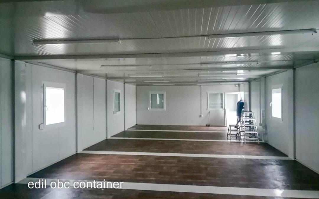 Cum arată la interior o casă din containere?